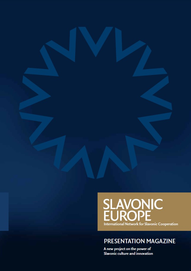 SLAVONIC EUROPE – PRESENTATION MAGAZINE