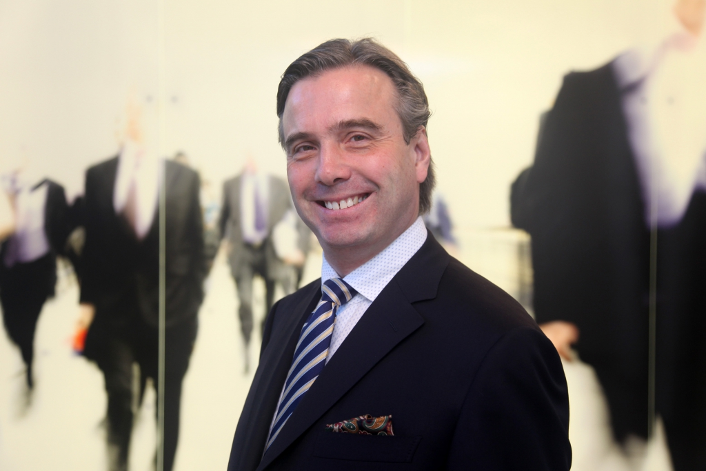 David Chmelik - President SLAVONIC EUROPE