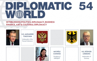 Diplomatic World 54