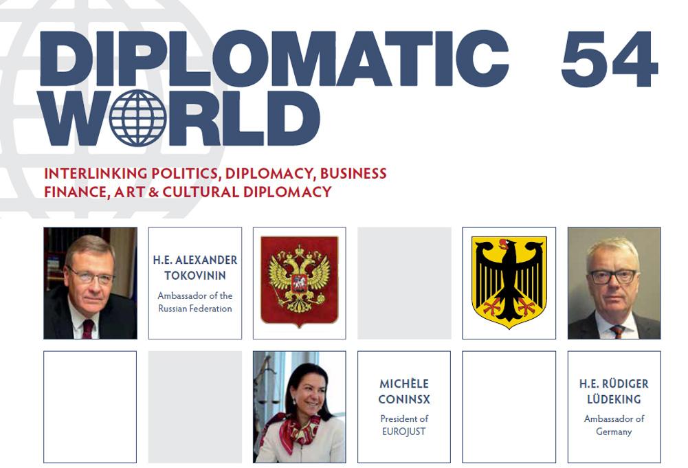 Diplomatic World 54