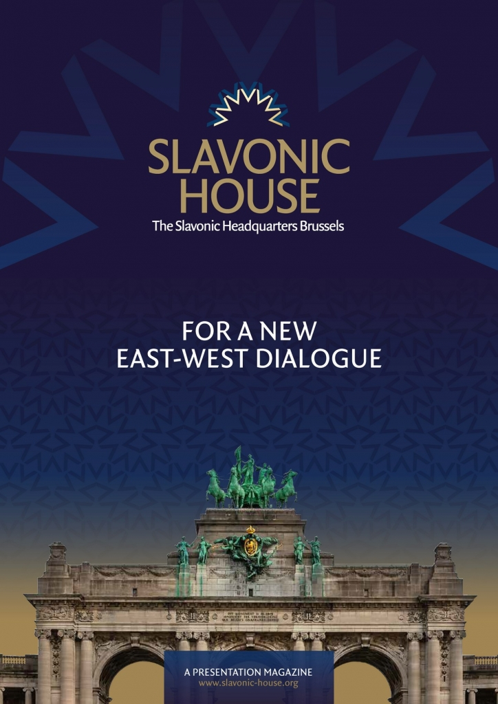 SLAVONIC HOUSE Presentation Magazine