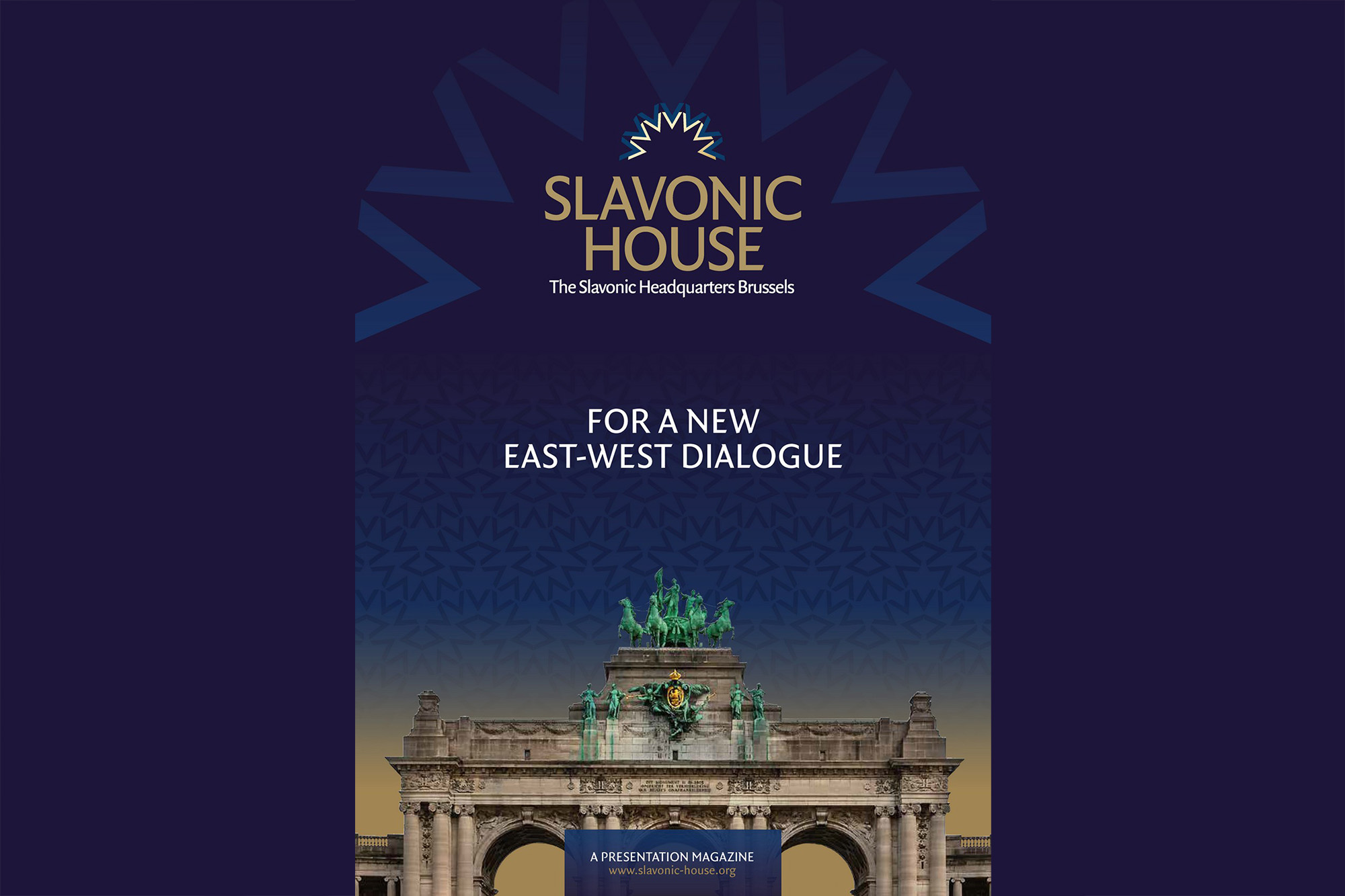 The SLAVONIC EUROPE Movement released its most recent programmatic publication