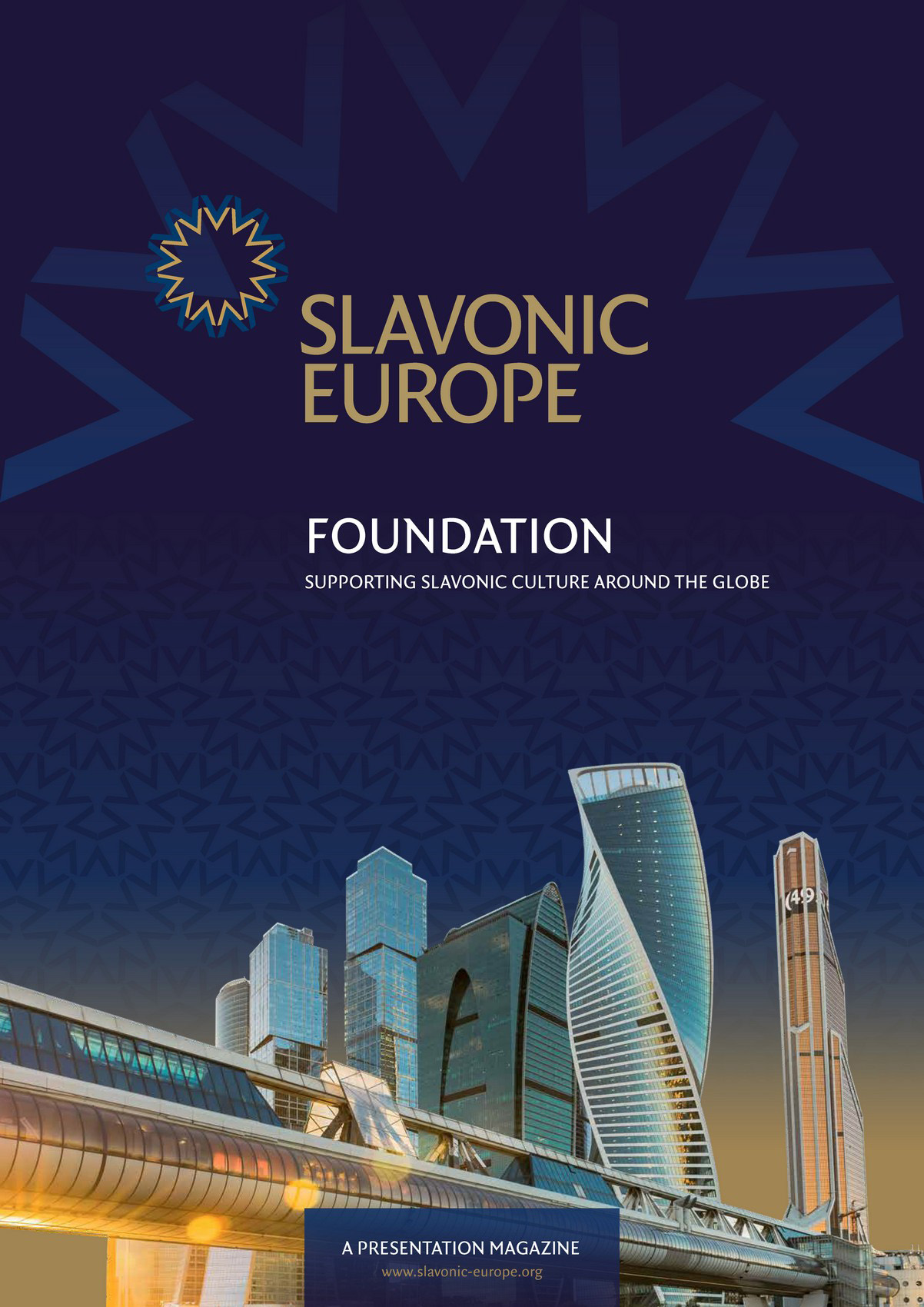 SLAVONIC EUROPE FOUNDATION - A Presentation Magazine