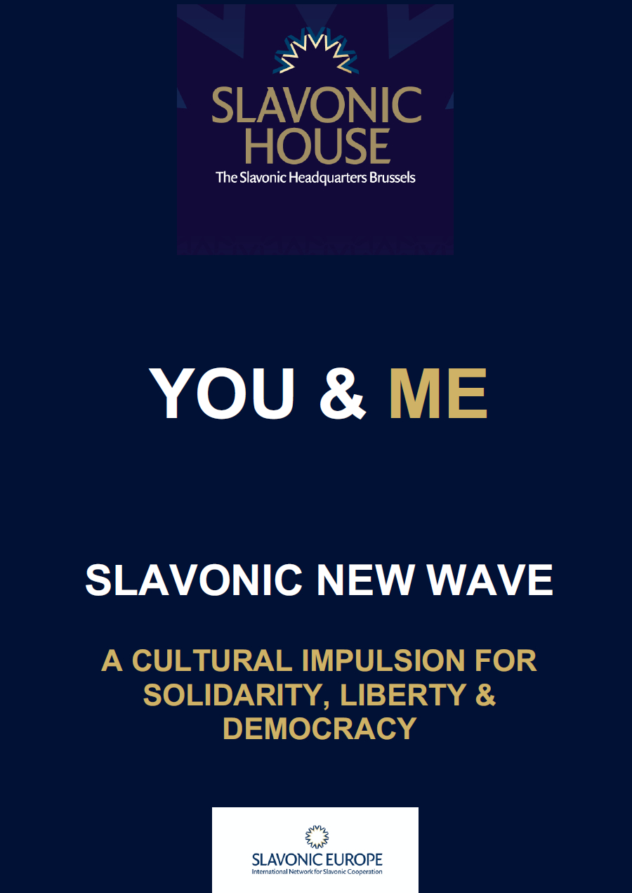 SLAVONIC NEW WAVE (SNW) - Conception Brussels - EN - 26 February 2021